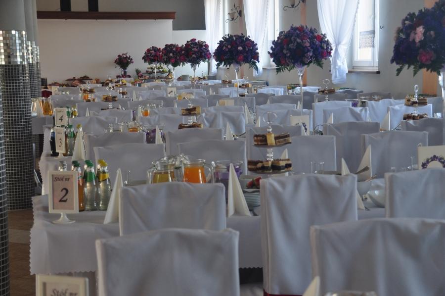 Sale weselne - Dom Weselny Anson - SalaDlaCiebie.com - 31