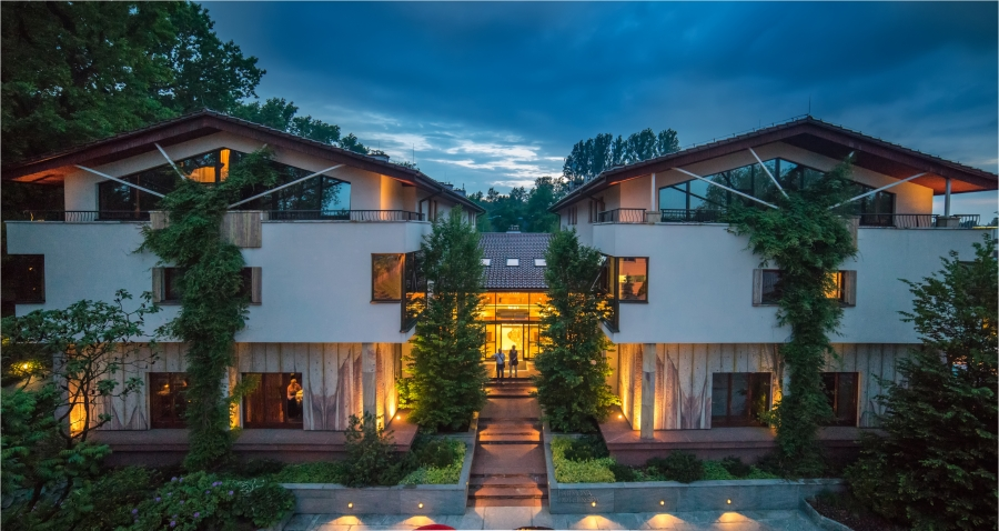 Sale weselne -   Farmona Hotel Business & Spa - Restauracja Magnifica - SalaDlaCiebie.com - 55
