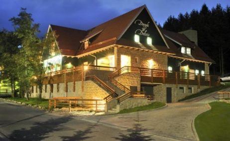 Restauracja Domek w Dolinie