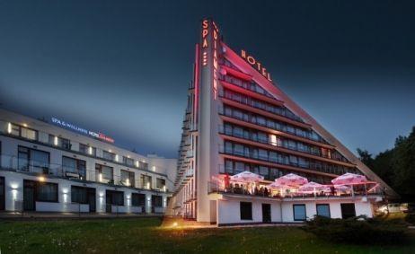 Spa & Wellness Hotel Diament Ustroń - Restauracja Atmosfera