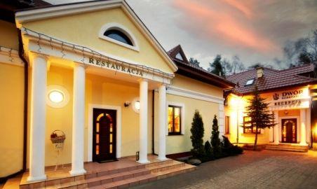 Sale weselne - Dwór Konstancin*** - 1315299688dwor_konstancin_wejscie.jpg - SalaDlaCiebie.pl