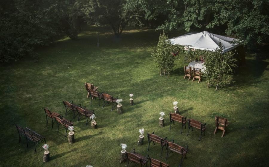 Sale weselne - Dwór Konstancin*** - SalaDlaCiebie.com - 5