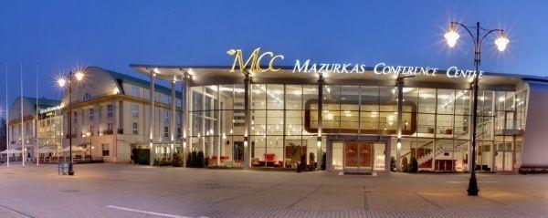 Sale weselne - MCC Mazurkas Conference Centre & Hotel - SalaDlaCiebie.com - 44