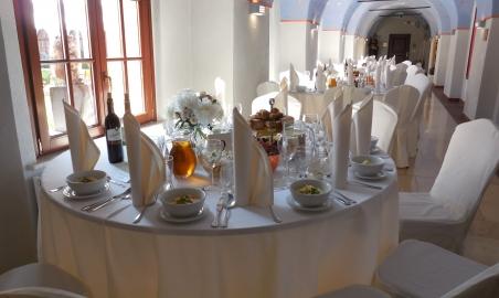 Sale weselne - Hotel św. Norberta*** - 57c75d3e4227c11_kruzganki.JPG - SalaDlaCiebie.pl