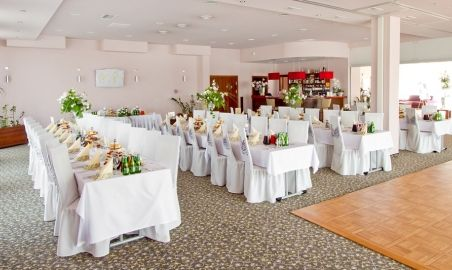 Sale weselne - Hotel Komfort Krzywaczka - SalaDlaCiebie.com - 4
