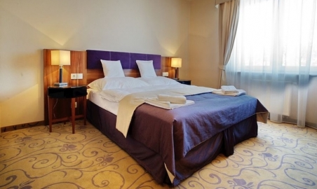 Sale weselne - Hotel Komfort Krzywaczka - 59f1dfac6b3b5room_dbl.jpg - SalaDlaCiebie.pl