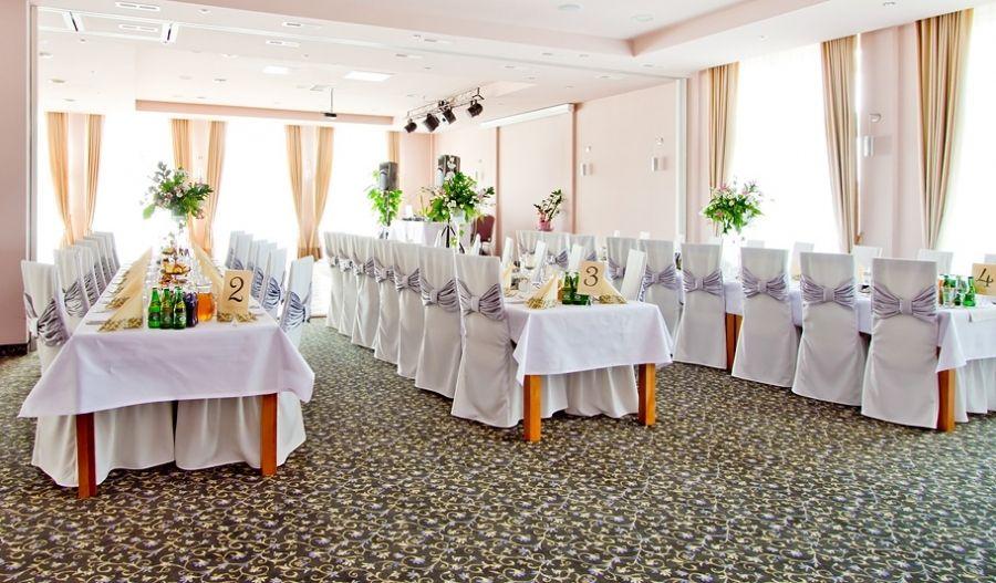 Sale weselne - Hotel Komfort Krzywaczka - SalaDlaCiebie.com - 1