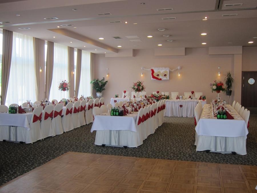 Sale weselne - Hotel Komfort Krzywaczka - SalaDlaCiebie.com - 22