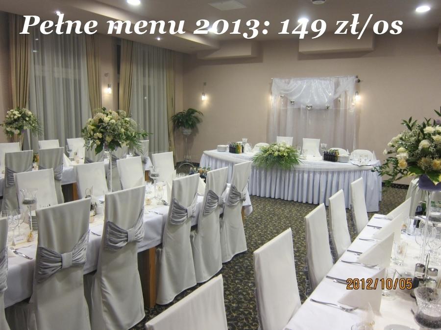 Sale weselne - Hotel Komfort Krzywaczka - SalaDlaCiebie.com - 16