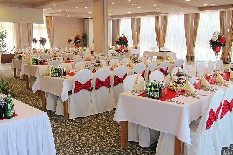 Sale weselne - Hotel Komfort Krzywaczka - SalaDlaCiebie.com - 2