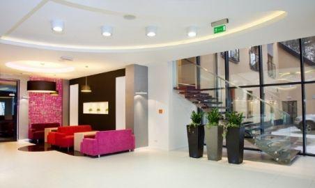 Sale weselne - Hotel Zacisze w Turawie k. Opola - 1339609366hol1.jpg - SalaDlaCiebie.pl