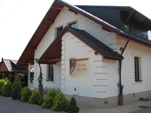 Sale weselne - Dworek Złoty Róg Pensjonat i Restaurcja - SalaDlaCiebie.com - 27