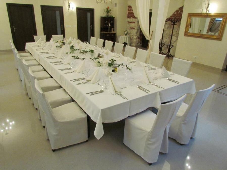 Sale weselne - Dworek Złoty Róg Pensjonat i Restaurcja - SalaDlaCiebie.com - 7