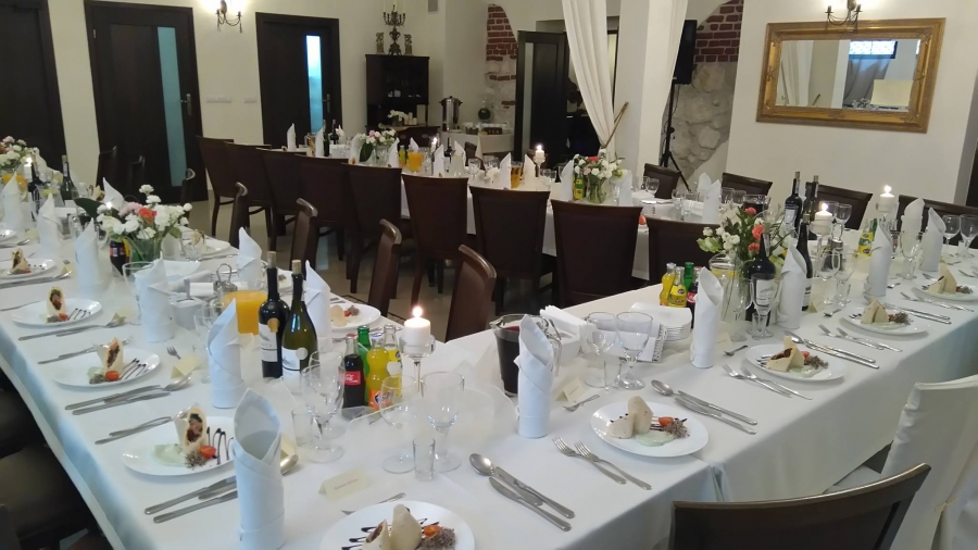 Sale weselne - Dworek Złoty Róg Pensjonat i Restaurcja - SalaDlaCiebie.com - 6