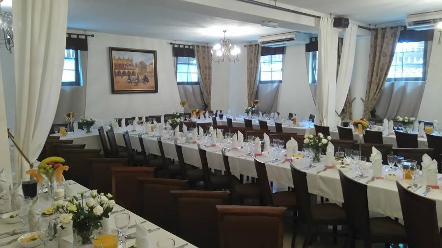 Sale weselne - Dworek Złoty Róg Pensjonat i Restaurcja - SalaDlaCiebie.com - 5