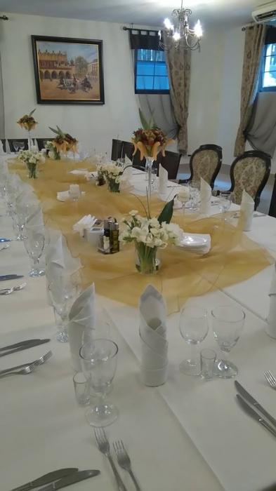 Sale weselne - Dworek Złoty Róg Pensjonat i Restaurcja - SalaDlaCiebie.com - 16
