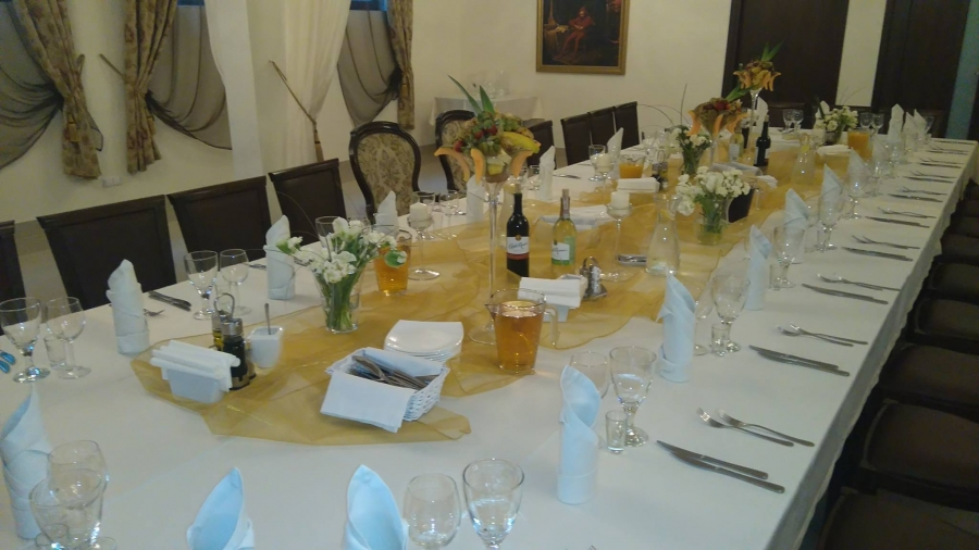 Sale weselne - Dworek Złoty Róg Pensjonat i Restaurcja - SalaDlaCiebie.com - 12