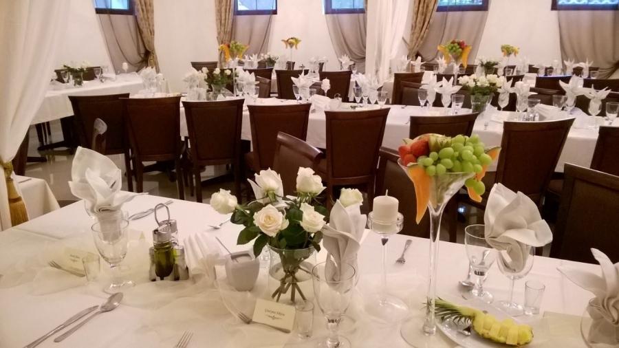 Sale weselne - Dworek Złoty Róg Pensjonat i Restaurcja - SalaDlaCiebie.com - 4