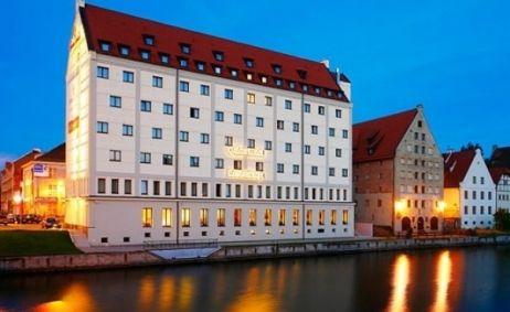 QUBUS HOTEL Gdańsk ****
