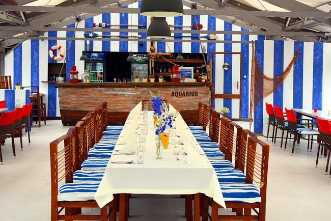 Sale weselne - Restauracja Aquarius - SalaDlaCiebie.com - 1