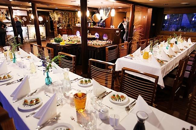 Sale weselne - Restauracja Aquarius - SalaDlaCiebie.com - 17