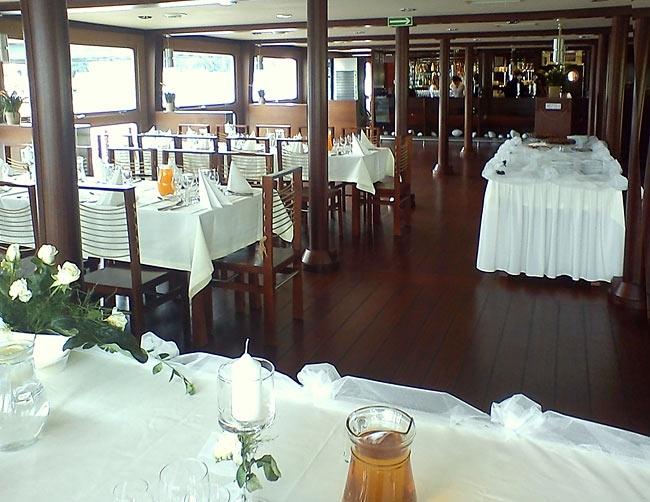 Sale weselne - Restauracja Aquarius - SalaDlaCiebie.com - 18