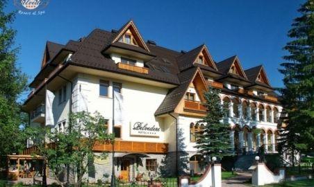 Sale weselne - Hotel Belvedere**** - SalaDlaCiebie.com - 1