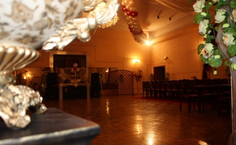 Sale weselne - Dom Przyjęć Okolicznościowych Hubertus - 50fe779e04fb3hubertus.JPG - SalaDlaCiebie.pl