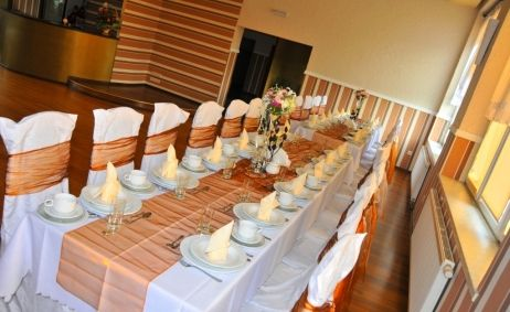 Sale weselne - Restauracja - Hotel Łabędź - 511253bf0f76elabedz.jpg - SalaDlaCiebie.com
