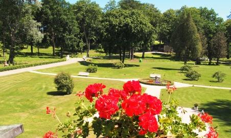 Sale weselne - Pałac Żelazno - 5b3a0f69a0067park1.jpg - www.SalaDlaCiebie.com