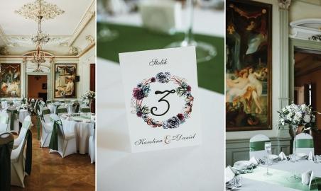 Sale weselne - Pałac Żelazno - 5b3a0f85b825cprzygotowania14.jpg - www.SalaDlaCiebie.com