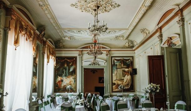 Sale weselne Pałac Żelazno
