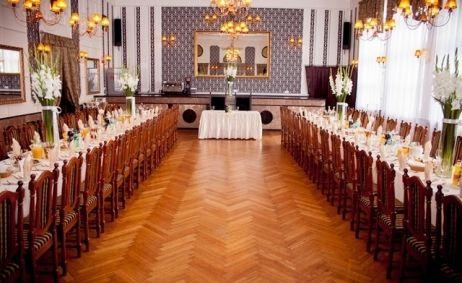 Sale weselne - Różowy Kontrabas - 51654e9c5c492104546.jpg - SalaDlaCiebie.pl