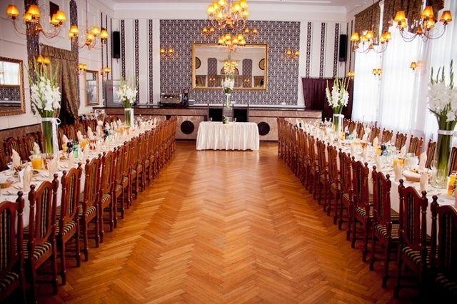 Sale weselne - Różowy Kontrabas - SalaDlaCiebie.com - 1
