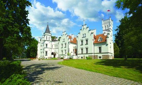 Sale weselne - Pałac Sulisław ***** - 552fc2820b629palacfront_def.jpg - SalaDlaCiebie.pl
