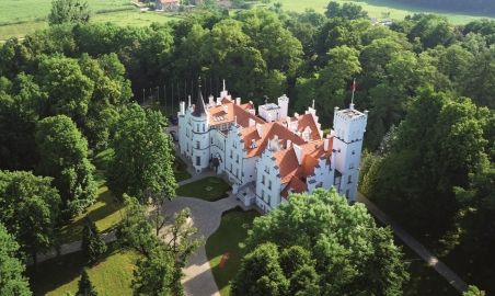 Sale weselne - Pałac Sulisław ***** - 552fc2a2006c4palac.jpg - SalaDlaCiebie.pl