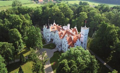 Sale weselne - Pałac Sulisław ***** - 552fc2a2006c4palac.jpg - SalaDlaCiebie.com
