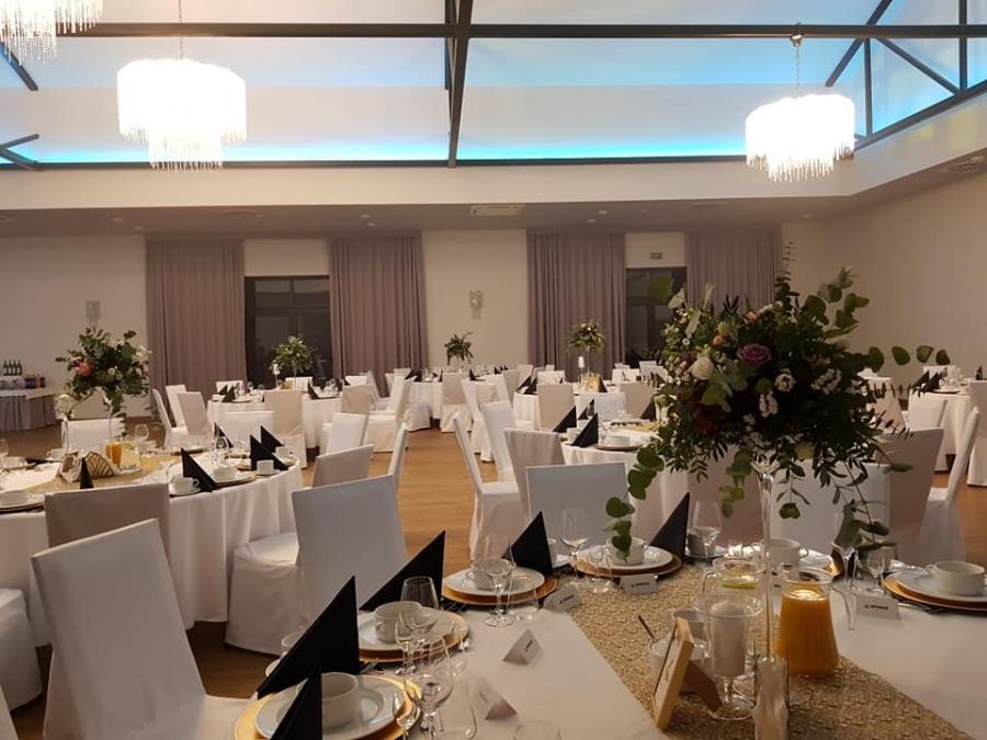 Sale weselne - RESTAURACJA SZAFFRAN – HOTEL WĘGIERKI - SalaDlaCiebie.com - 34