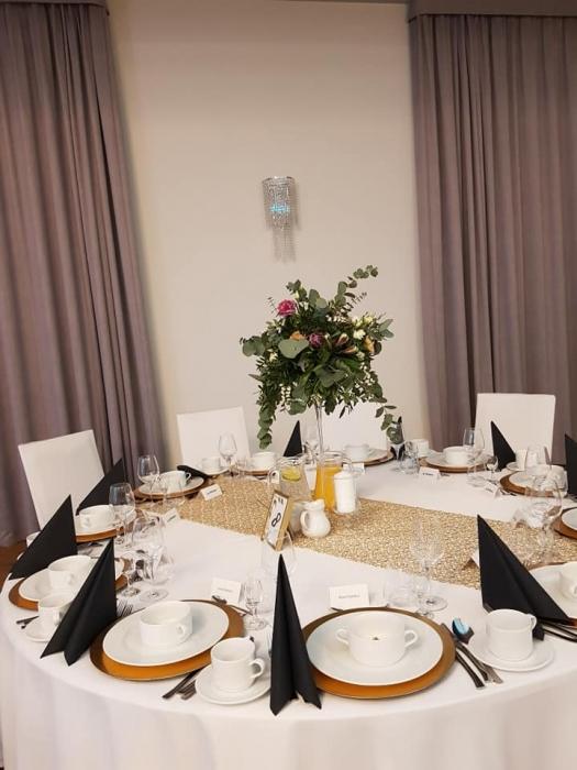 Sale weselne - RESTAURACJA SZAFFRAN – HOTEL WĘGIERKI - SalaDlaCiebie.com - 32