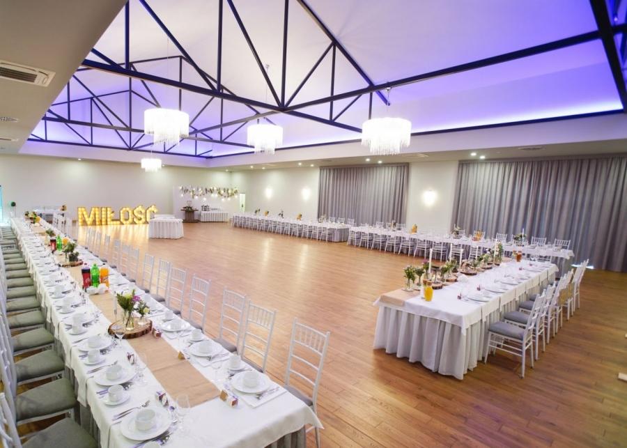 Sale weselne - RESTAURACJA SZAFFRAN – HOTEL WĘGIERKI - SalaDlaCiebie.com - 20