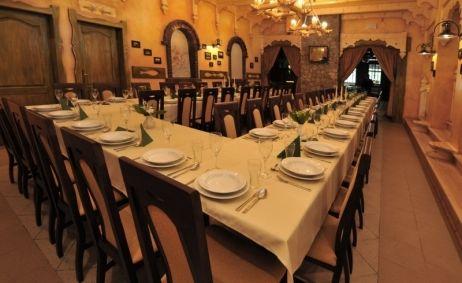 Sale weselne - Restauracja Myśliwska - 516a80f580bf0galeria009.jpg - SalaDlaCiebie.com