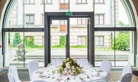 Sale weselne - Wesele na Zamku Królewskim w Arkadach Kubickiego - SalaDlaCiebie.com - 2