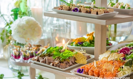 Sale weselne - Wesele na Zamku Królewskim w Arkadach Kubickiego - 572343240c08fbufet_2_vii2015112.JPG - SalaDlaCiebie.pl