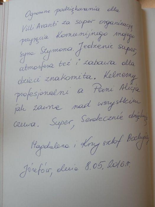 Sale weselne - Villa Avanti (od 160 zł za osobę) - SalaDlaCiebie.com - 21