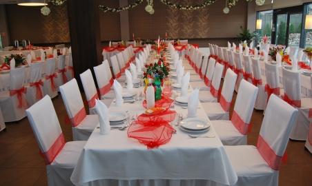 Sale weselne - Hotel Cztery Brzozy - 554cd5934649bwesele_czerwone_portal_2.JPG - SalaDlaCiebie.pl
