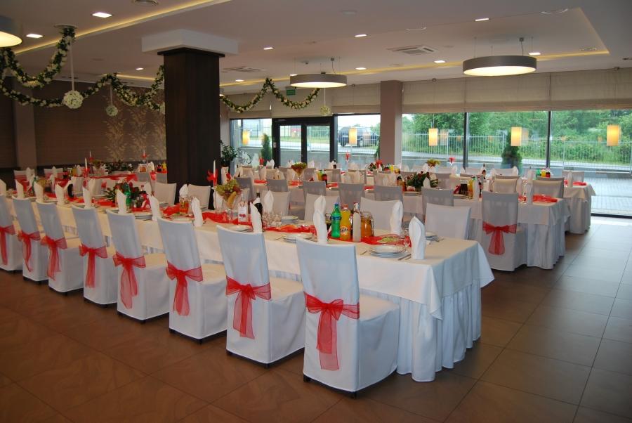 Sale weselne - Hotel Cztery Brzozy - SalaDlaCiebie.com - 9