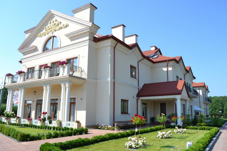 Sale weselne - Hotel Luxor  - SalaDlaCiebie.com - 1