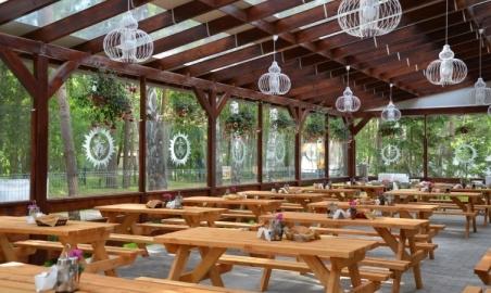 Sale weselne - Ośrodek Wypoczynkowy KOMANDOR - SalaDlaCiebie.com - 9