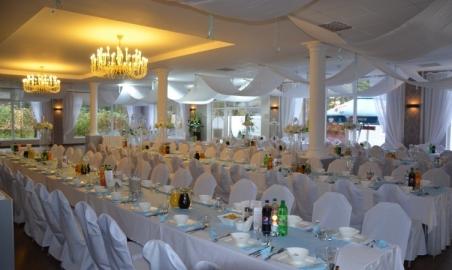 Sale weselne - Ośrodek Wypoczynkowy KOMANDOR - SalaDlaCiebie.com - 7