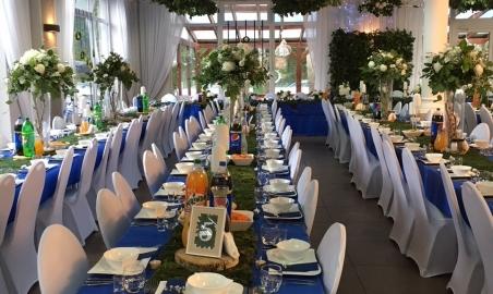 Sale weselne - Ośrodek Wypoczynkowy KOMANDOR - SalaDlaCiebie.com - 3